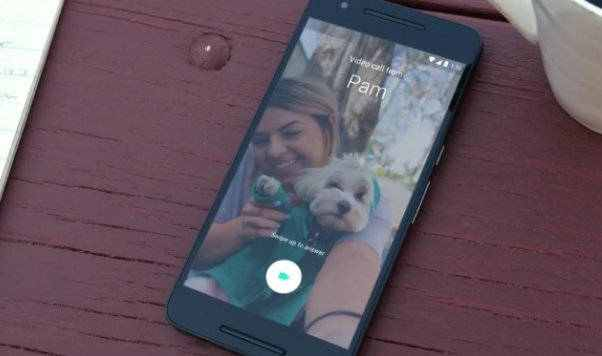Google Duo - video hovory