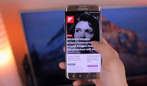 Samsung Galaxy S7 edge dostává bezpečnostní aktualizaci   novinky