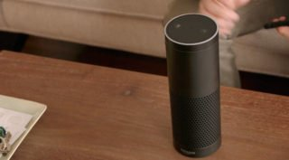 Obrázek z Amazon Echo