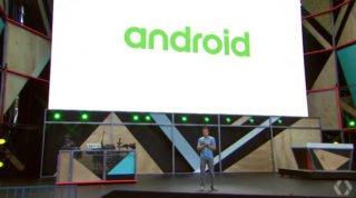 Android N představení v přímém přenosu