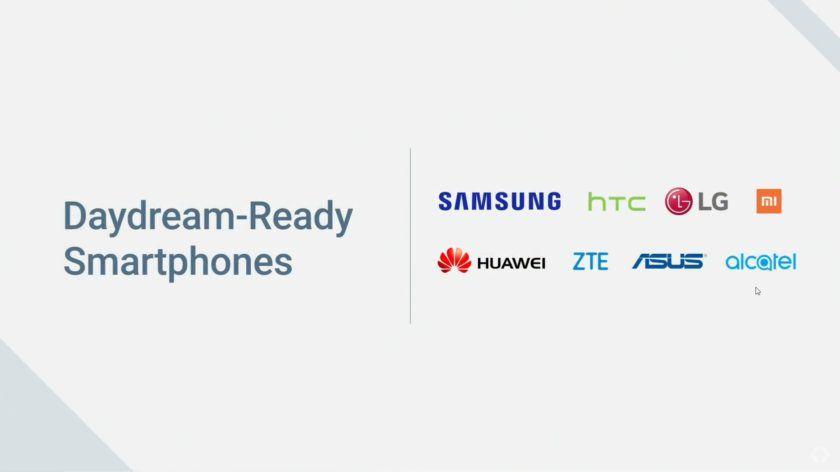 Daydream na Huawei