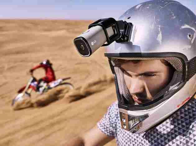 LG Akční kamera