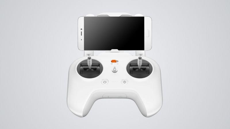 Mi Drone od Xiaomi - ovladač s mobilním telefonem
