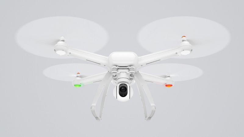 Mi Drone od Xiaomi - kamera 360 stupňů