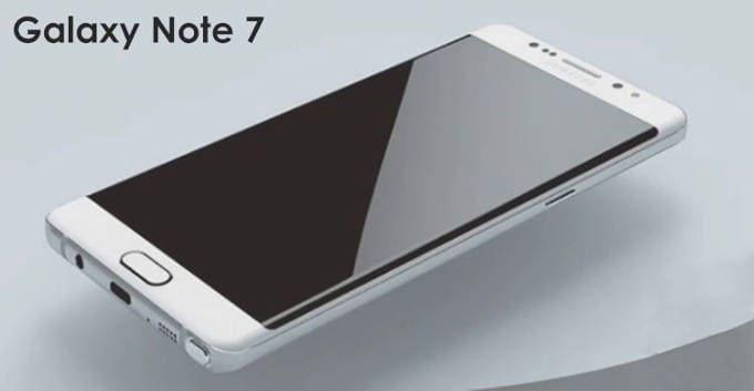 Únik informací ohledně Galaxy Note 7   novinky