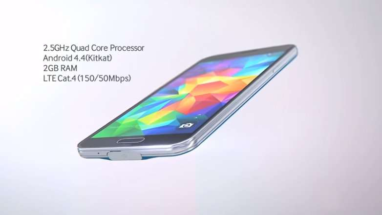 Samsung Galaxy S5   mobilni telefony samsung katalog mobilu
