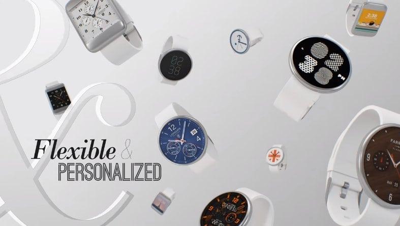 WatchMaster aplikace android - chytré hodinky