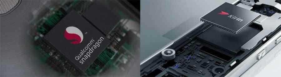 Qualcomm Snapdragon 615 vs Huawei's HiSilicon Kirin 620