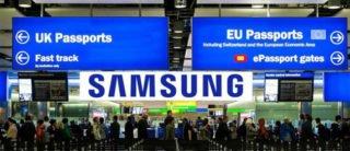Brexit nutí Samsung přestěhovat London HQ někam jinam   novinky