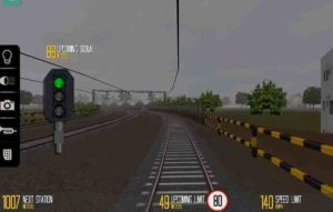 Indian Train Simulator android hra