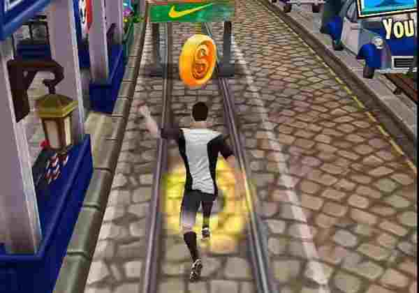 Cristiano Ronaldo: Kick'n'Run Android