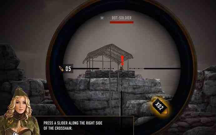 Hra Sniper Arena - online shooter!
