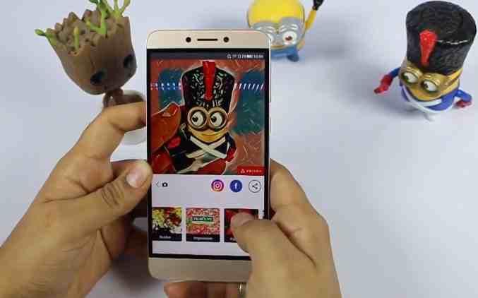 Prisma App, fotografie, aplikace android