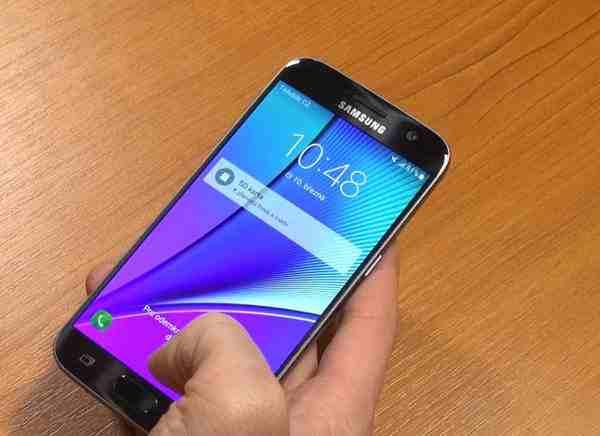 Nová aktualizace pro Galaxy S7 a S7 Edge přinese Samsung Cloud   novinky