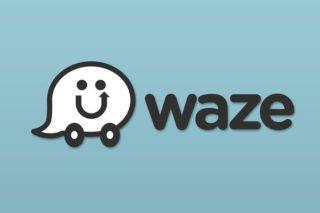 Waze logo
