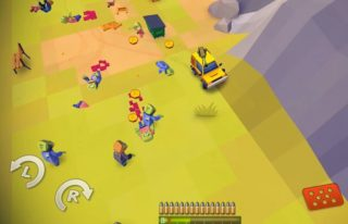 Android hra Dead venture: Zombie Survival