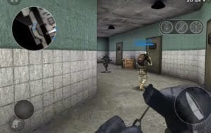 Bullet Force Android, androiduj.cz