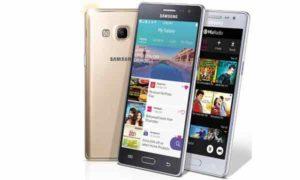 Samsung Z2, Tizen OS
