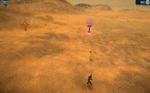 Mars Rush, androiduj.cz, android hra zdarma
