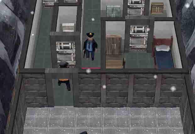 Winter Fugitives 2: Chronicles , android hra, mobilní hra zdarma