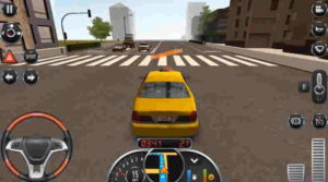Taxi Sim 2016, android hra, hra na mobil, androiduj.cz