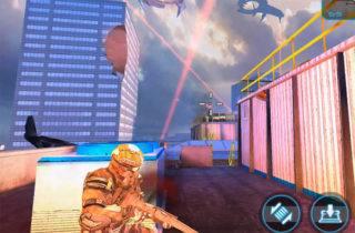 Alien Resistance, android hra, mobilní hra, androiduj.cz