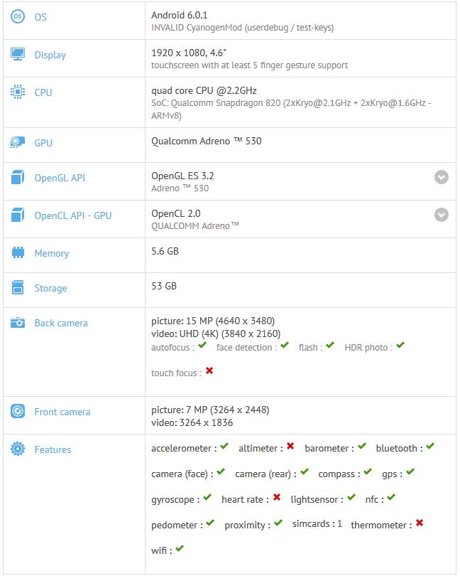 OnePlus 3 mini?