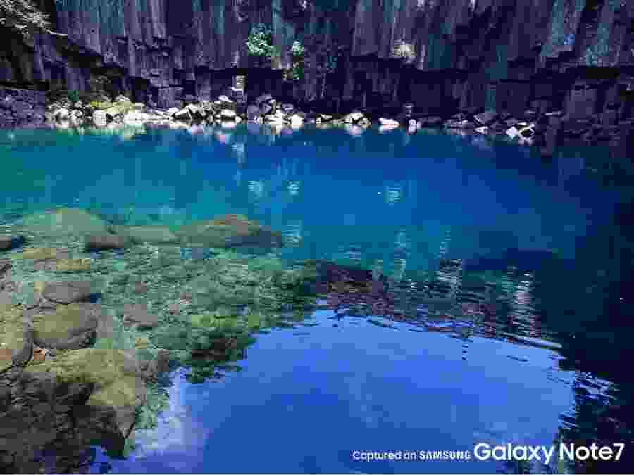 #3 Samsung Galaxy Note 7 - pořízení fotografie