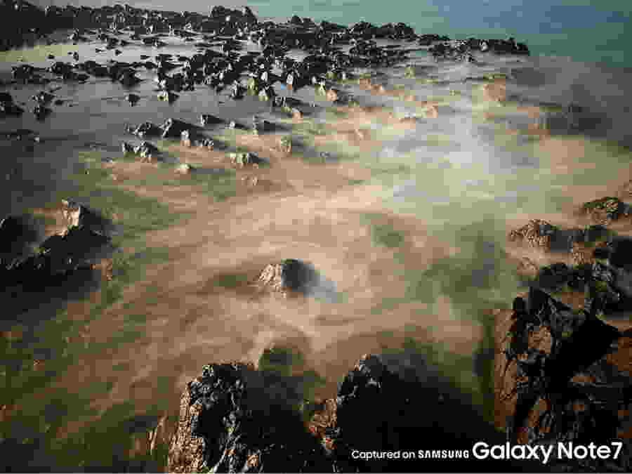 #2 Samsung Galaxy Note 7 - pořízení fotografie