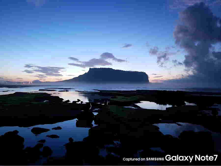 #1 Samsung Galaxy Note 7 - pořízení fotografie