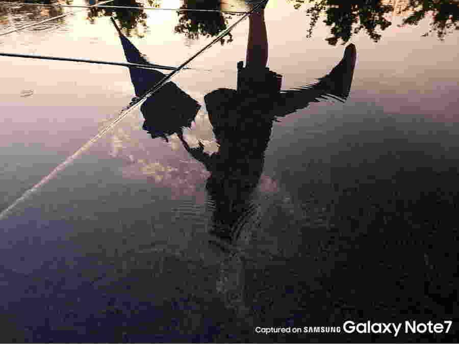 #6 Samsung Galaxy Note 7 - pořízení fotografie