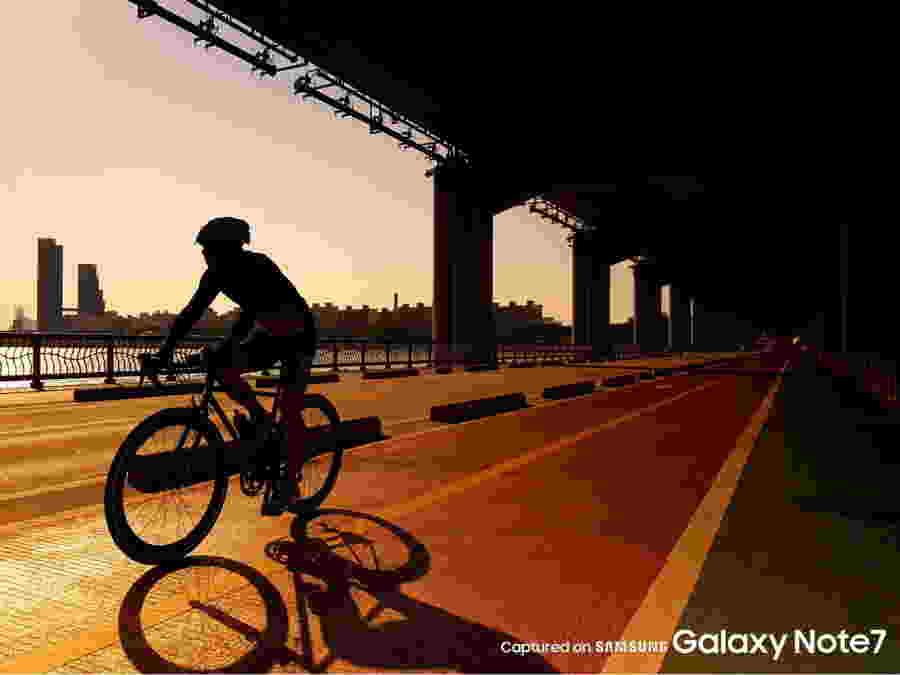 #5 Samsung Galaxy Note 7 - pořízení fotografie