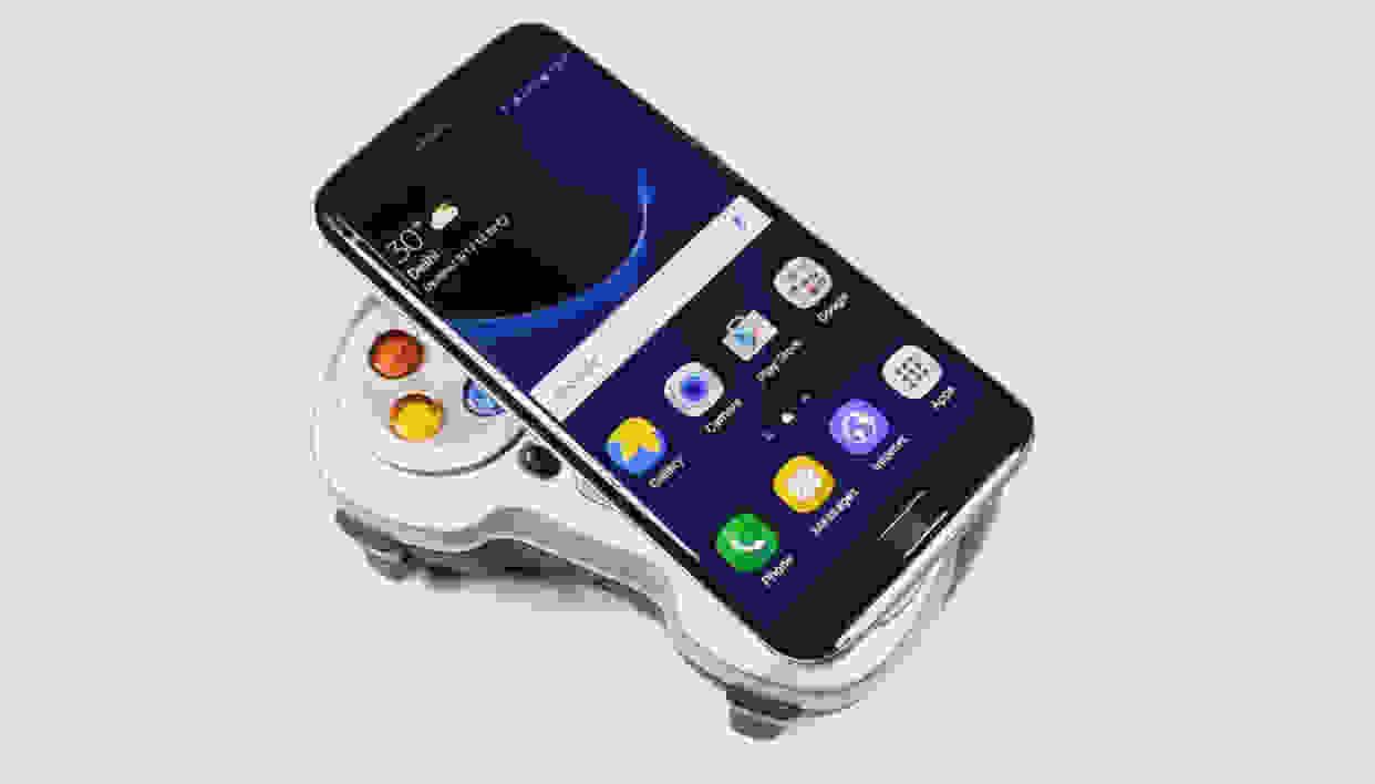 Samsung Galaxy S7 Edge, android, mobilní telefon