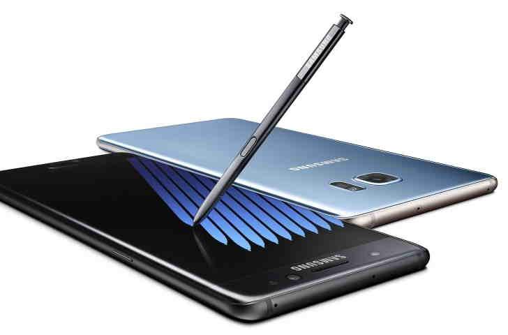 Samsung Galaxy Note 7 oficiálně !