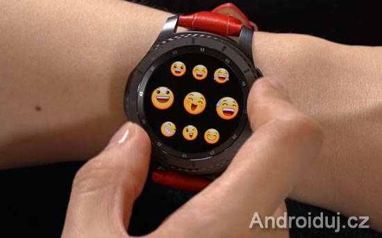 Samsung Gear S3 představení, videa, androiduj.cz