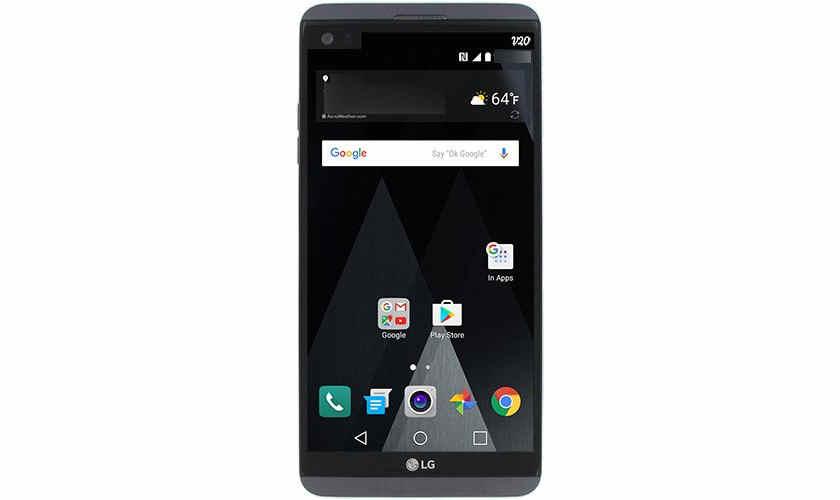 LG V20 - nový telefón s Android 7.0