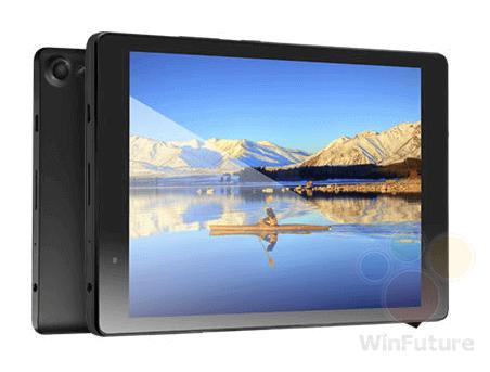 Lenovo Tab3 8 Plus - specifikace