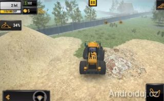 Construction Machines 2016 android hra