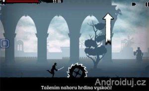 Dark Lands HTML5 mobilní hra zdarma, hra