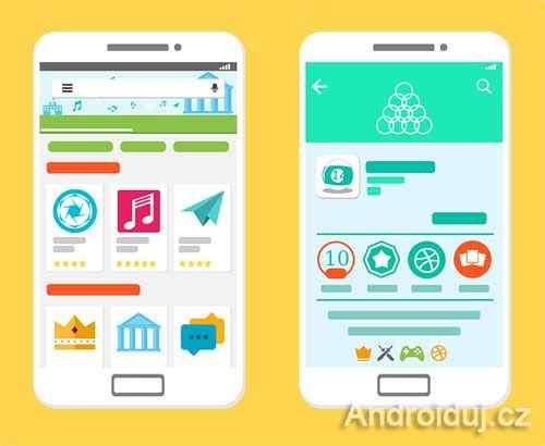 Google Play, změny google play