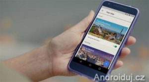 Google Trips zdarma, cestujte s Googlem