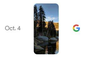 Google Pixel a Google Pixel Xl, 4. října