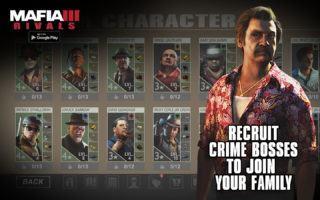 Mafia III: Rivals - android hra ke stažení, pc