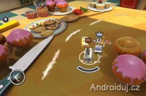 Micro Machines - Android hra zdarma