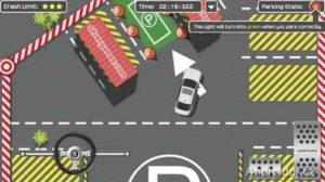 Lets Park HTML online hra na mobil