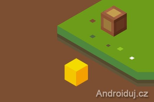 HTML5 hra - Block Snake, Android