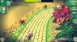 Vertigo Racing android hra, mobilní hra