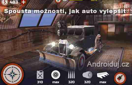 Zombie Derby 2 - android hra, hra na mobil
