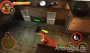 Alcatraz android hra zdarma