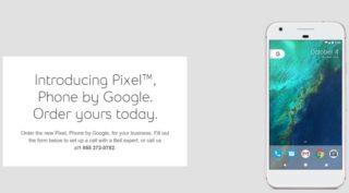 Uniklé foto Google Pixel v bílé barvě   novinky